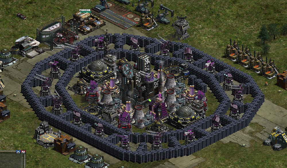 War Commander Bases   A Players Base  You are supposed to have losses attacking a War Commander player's base. You are