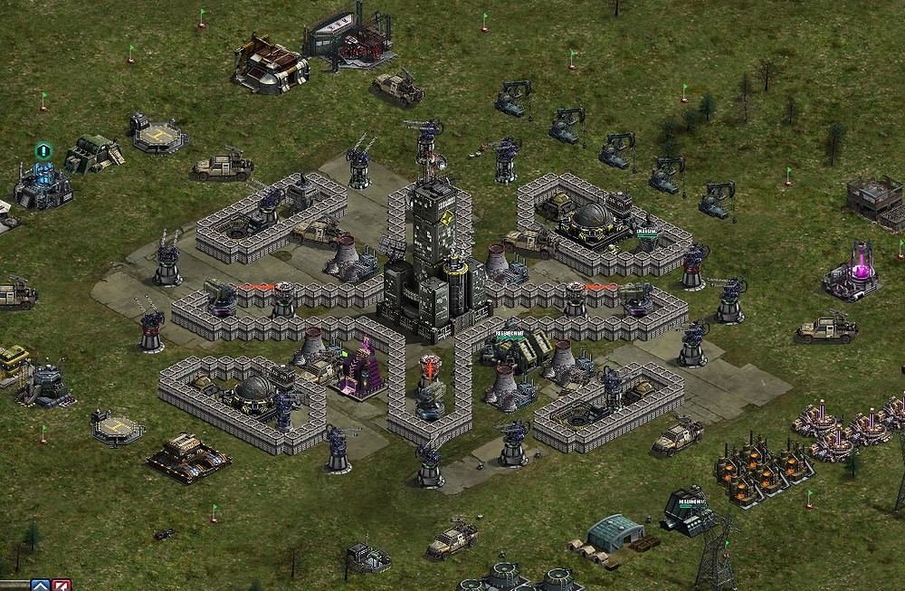 War Commander Bases | Bubble A Player  It use to take skill in this War Commander game to bubble a player with a good base