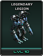 War Commander | Legendary Legion Spawns Endless Legions