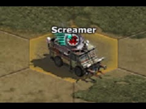 War Commander Bases | Screamer's Slow Not Working Q: It has been a while since I got my War Commander screamer, and i have seen it