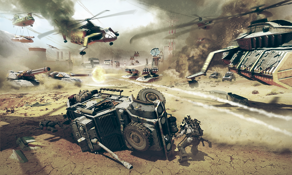 War Commander | War Zones 10-15 players in a War Zone at one time. We want to have matchmaking out the gate