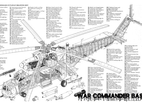 War Commander Bases| Envoy Schematic