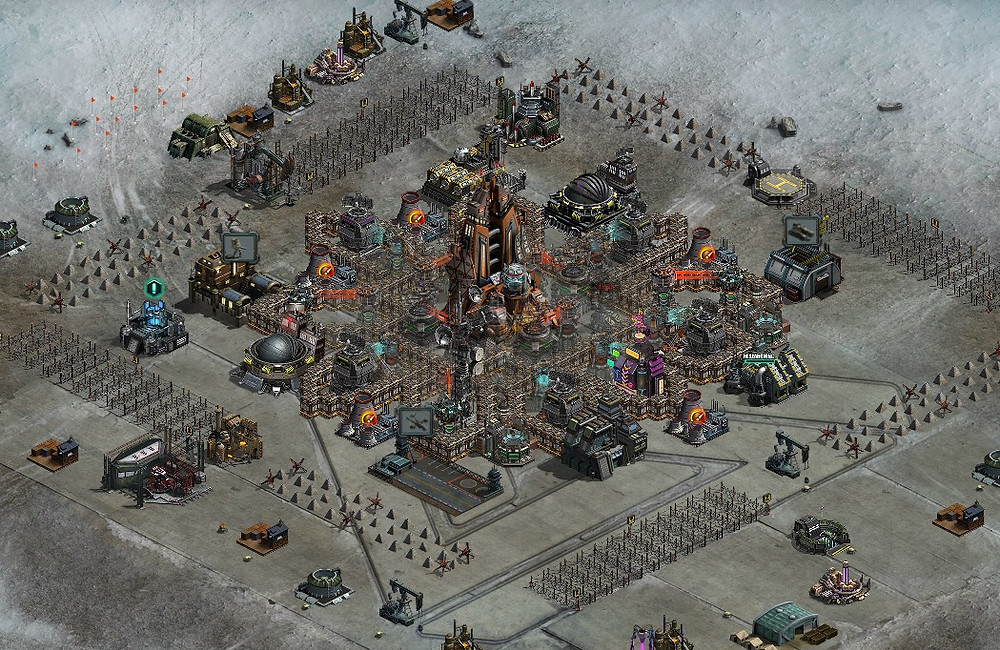 War Commander Bases | Base Designing  I just turned level 34, and we both know that there is a huge difference in War Commander levels