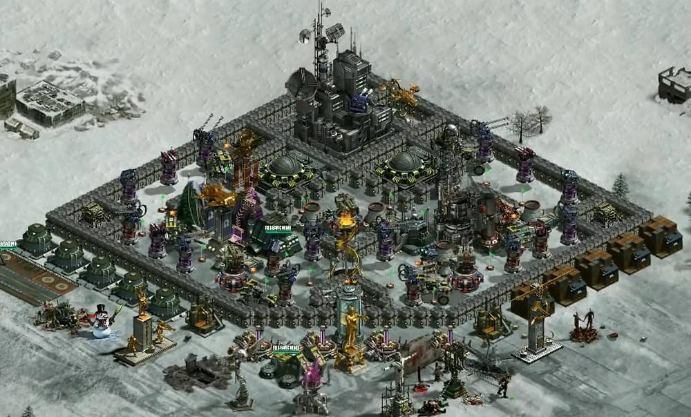 War Commander Bases   Old Base  A well setup base in War Commander. This is a War Commander Old Base. My laptop