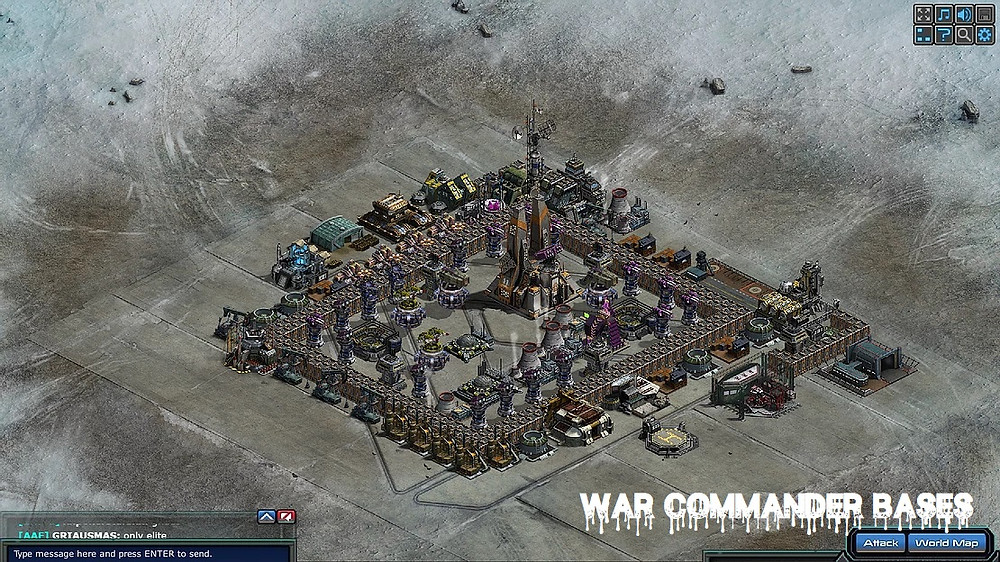 War Commander Bases   Christopher (41)  When is kixeye War Commander going to do something about War Commander Mines