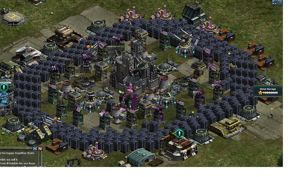 War Commander Bases | Max Units  Its not  just the spectre, it is that if all War Commander attacking units are at  level 12