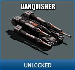 War Commander Bases | Vanquisher  The War Commander Vanquisher produces a Blue Invulnerability Shield.