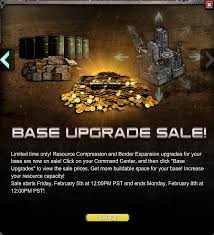 Kix throw some War Commander deals up like omega package, today is Friday everyone got paid, time to spend some War Commander loot