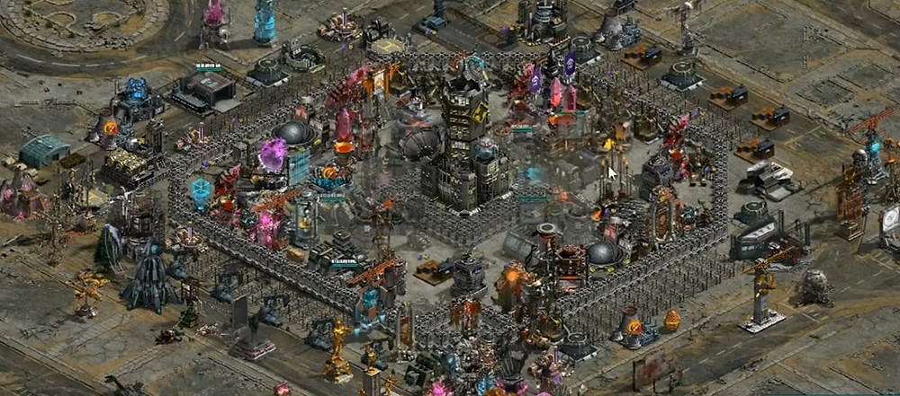 War Commander Bases | Fun Event  I think this is a great War Commander event.  It's nice to have a large variety of War Commander bases