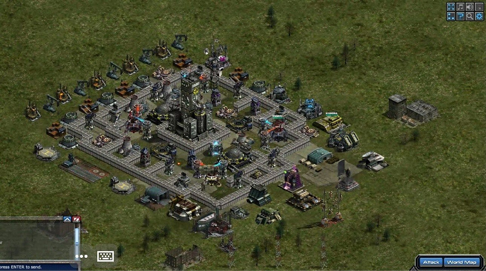 War Commander Bases   Infamy More Challenging  If kixeye wants to make War Commander infamy more challenging and to reduce 69'ing