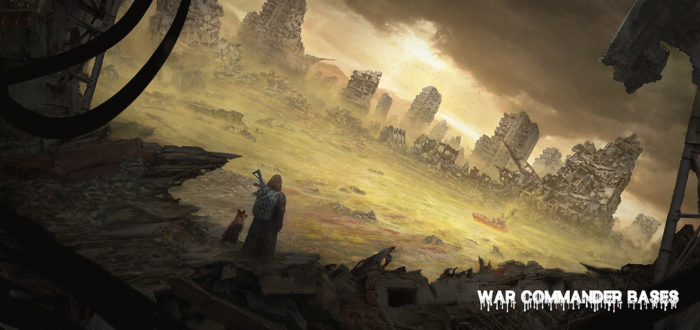 The War Commander Wasteland Camo require a Level ? Workshop to be Unlocked. Benefits of the Wasteland Camo War Commander