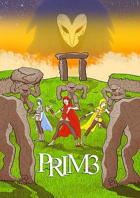 Cartel de PRIM3