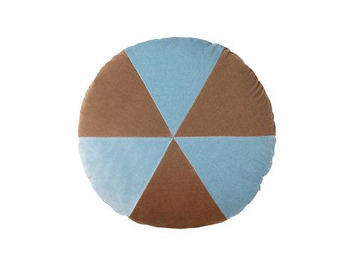 Cake ø45 #blue dust/camel