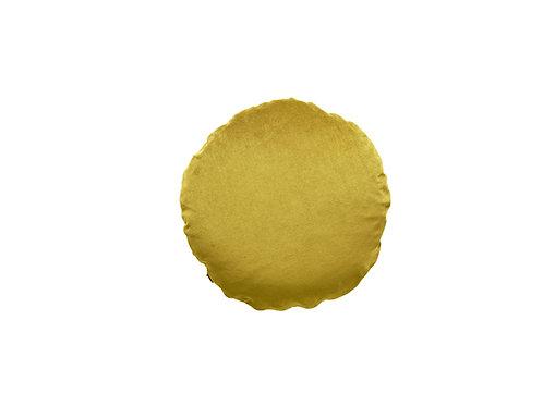 Basic round ø45 #golden olive