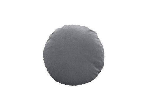 Basic round ø45 #steel grey