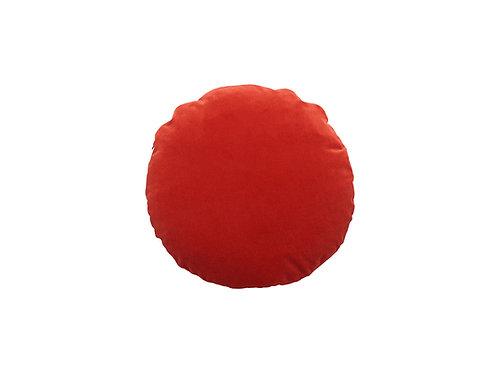 Basic round ø45 #tomato