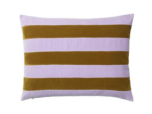 Zarah 50x70 #lavender/caramel