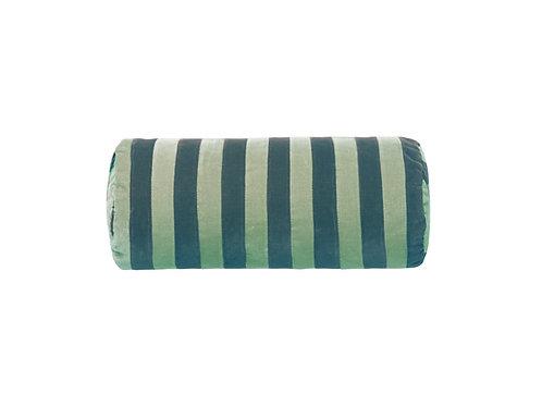 Bolster stripe #new petrol/mint