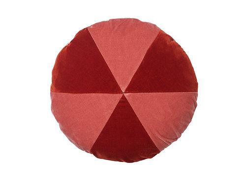 Cake ø45 #dark red/blush
