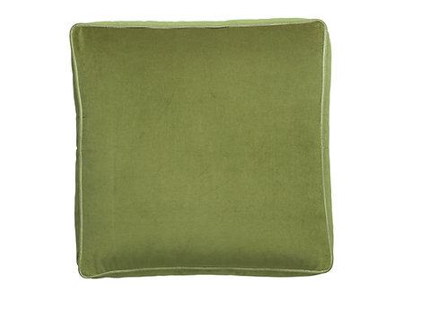 Floor cushion 70x70x15 leaves