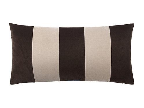 Stripe 40x80 #Chokolate/light kit