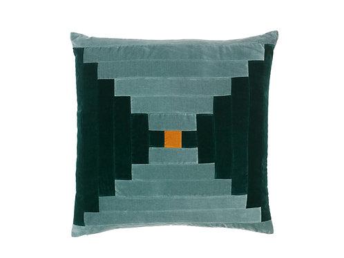 Agnes 55x55 #emerald