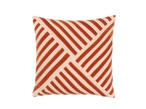 Lily 55x55 #burnt orange/plaster