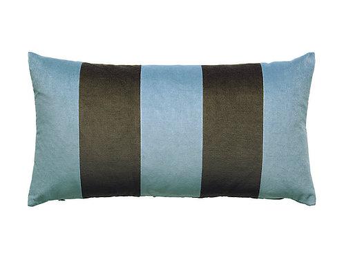 Stripe 40x80 #new grey/chocolate