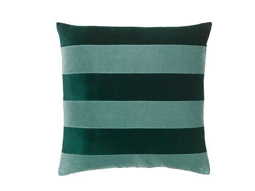 Stripe 55x55 #pale blue/emerald