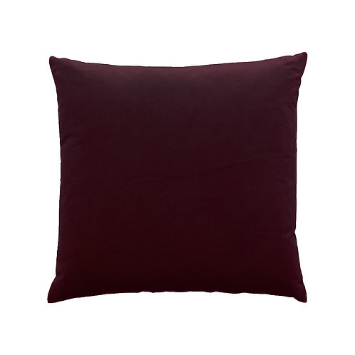 Basic Square 40x40 aubergine