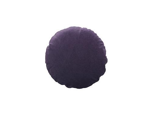 Basic round ø45 #plum