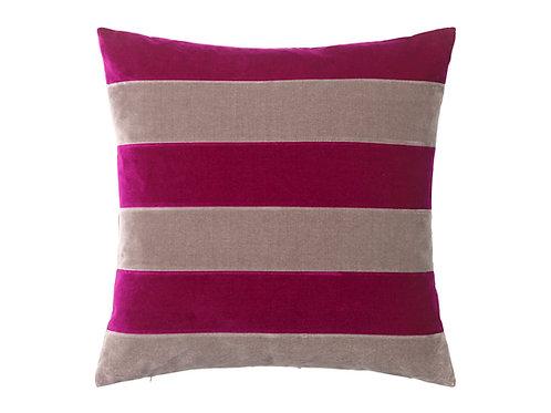 Stripe 55x55 #anemone/light kit