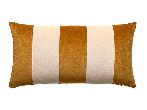 Stripe 40x80 # curry/plaster