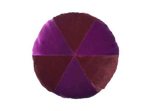 Cake ø45 #anemone/wine