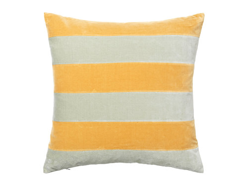 Stripe 55x55 #barley/mint