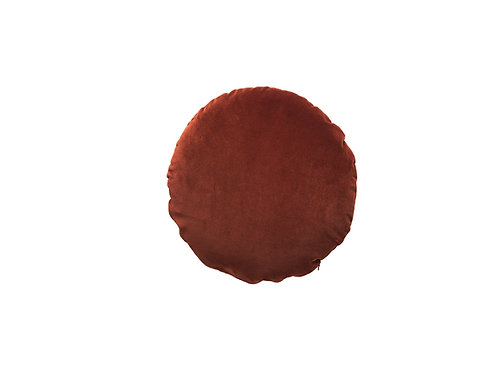 Basic round ø45 #dark red