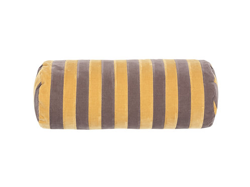 Bolster stripe #Barley/dark kit