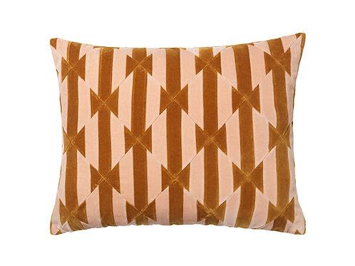 Augusta 45x60 #burnt orange/plaster