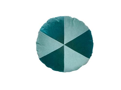 Cake ø45 #87 petrol/pale blue