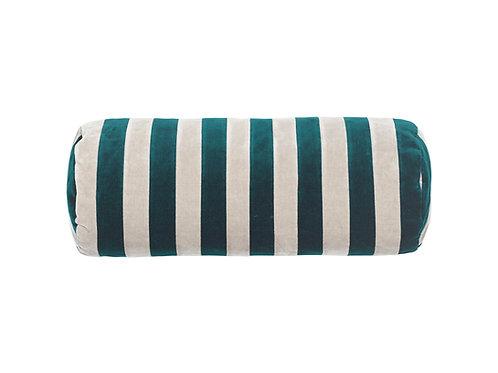 Bolster stripe #new petrol/light kit