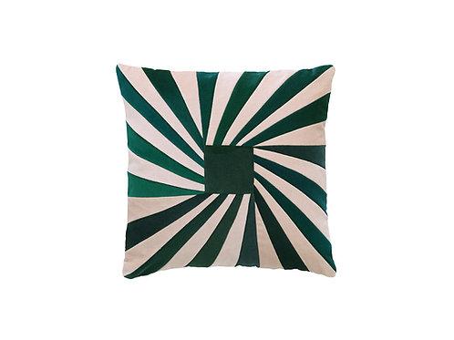 Bodil 40x40 #emerald