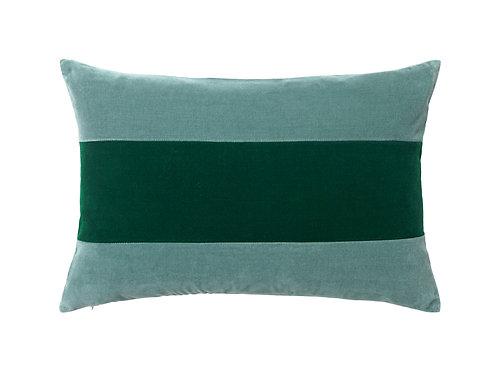 Edie 40x60 #pale blue/emerald