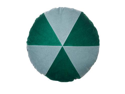 Cake ø45 #pale blue/emerald