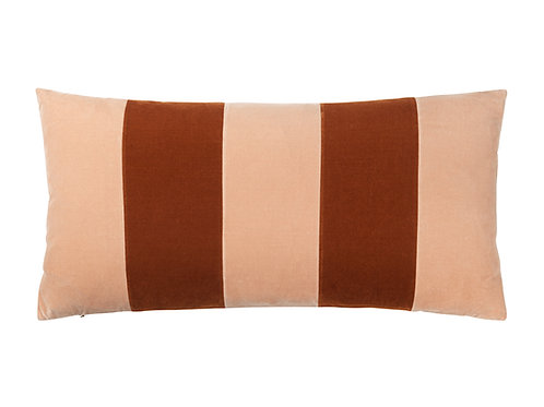 Stripe 40x80 #Burnt orange/plaster