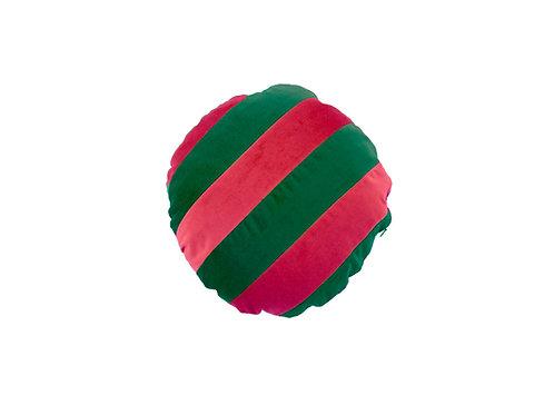 Stripe ø45 #ruby/emerald