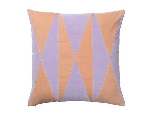 Abigail 55x55 #lavender/plaster