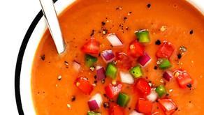 Summer Bounty Recipes: Gazpacho!