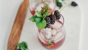 Garden Cocktails and Mocktails