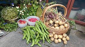 A bumper crop of fruit and veg