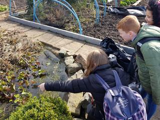 Craigentinny Primary School visit